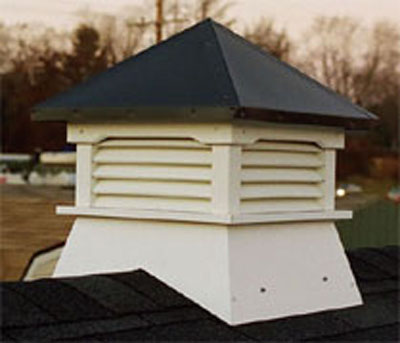 Garden Shed Options & Accessories cupola vents