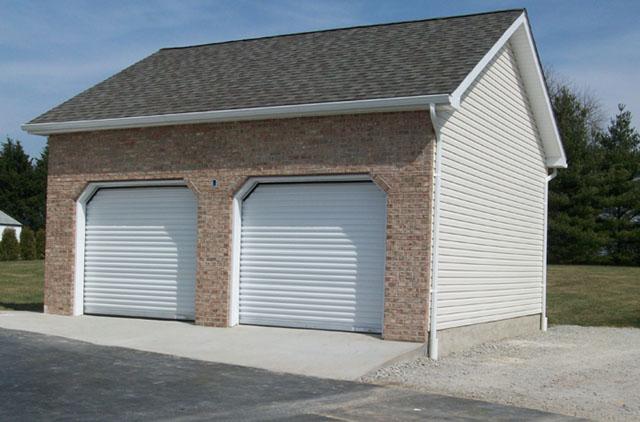 Detached Garage Built In Lancaster Pa
