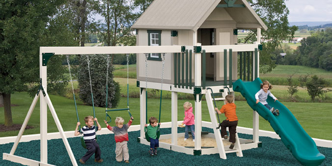 Swingset Package H-68-2