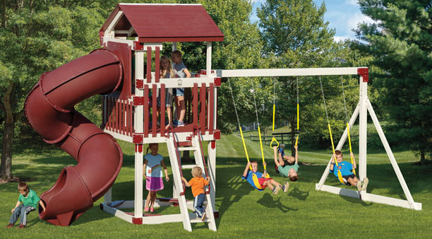 Swingset Package B-55-1