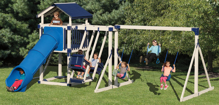 Swingset Package B-55-8