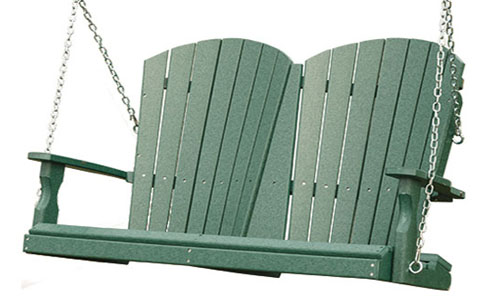 Love Seat Outdoor Swings