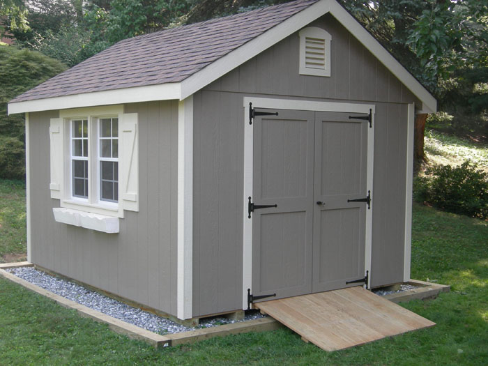 Amish Built Garages Garden Sheds Gazebos Playsets Small Barns
