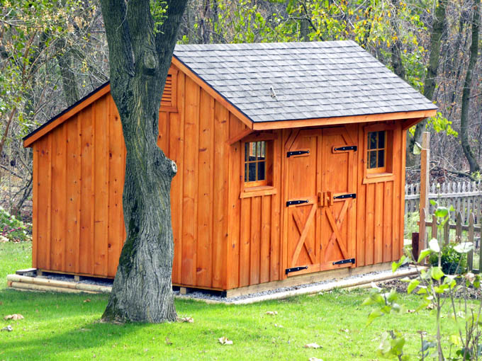 The Rustic Shed