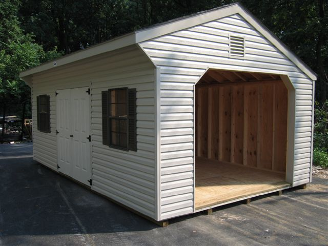 Amish Built Garages Garden Sheds Gazebos Playsets